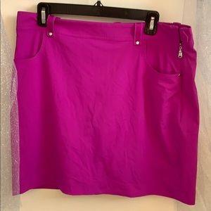Purple Polo by Ralph Lauren Skort
